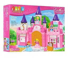 Конструктор JDLT 5255 Большой замок Принцессы (аналог Lego Duplo)