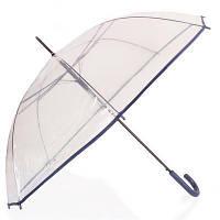 Зонт-трость Happy Rain Зонт-трость женский полуавтомат HAPPY RAIN (ХЕППИ РЭЙН) U40970-2