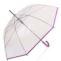 Зонт-трость Happy Rain Зонт-трость женский полуавтомат HAPPY RAIN (ХЕППИ РЭЙН) U40970-4