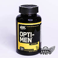 Вітаміни Opti-Men Optimum Nutrition 150 таблеток