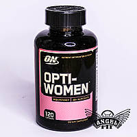 Вітаміни Opti-Women Optimum Nutrition 120 таблеток