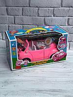 Машинка Свинки Пеппы с героями , фото 1