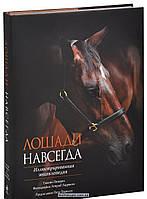 Лошади навсегда. Иллюстрированная энциклопедия (подарочное издание), 978-5-699-63668-6