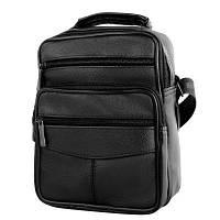 Борсетка ETERNO Мужская сумка через плечо из качественного кожезаменителя  ETERNO (ЭТЭРНО) DET202