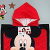 Махровое полотенце-пончо Mickey Mouse для мальчика, фото 3
