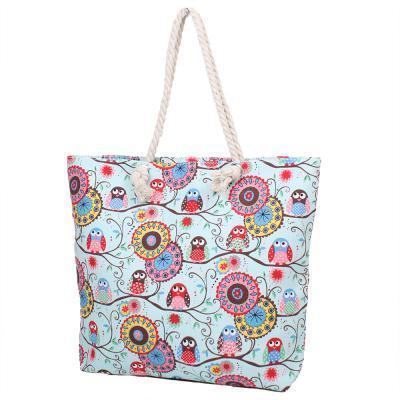 85c8e1712ccb Пляжная сумка ETERNO Женская пляжная тканевая сумка ETERNO (ЭТЕРНО) DET1807- 1