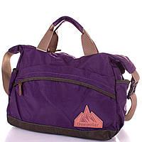 Сумка спортивная Onepolar Сумка женская спортивная ONEPOLAR (ВАНПОЛАР) W5266-violet