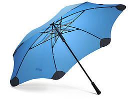 Зонт-трость Blunt Противоштормовой зонт-трость женский механический с большим куполом BLUNT (БЛАНТ) Bl-xl-2-blue