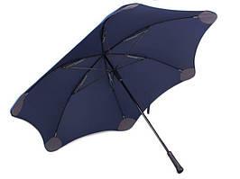 Зонт-трость Blunt Противоштормовой зонт-трость мужской механический с большим куполом BLUNT (БЛАНТ) Bl-xl-2-navy