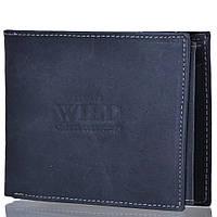Кошелек с отделением для документов Always Wild Кошелек мужской кожаный ALWAYS WILD (ОЛВЕЙС ВАЙЛД) DNKN992-MHU-black