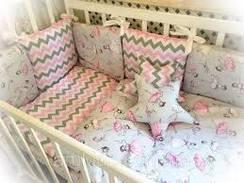 Наборы в кроватку Звезда