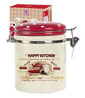 Емкость для сыпучих продуктов 0,75л S&T Happy Kitchen 629-11 S&T