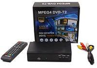 Full HD цифрова DVBT2 приставка MPEG4 H. 264 1080 P