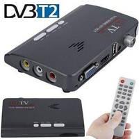 HD DVB-T2 приставка Redamigo 1080p VGA + HDMI + AV вихід + USB