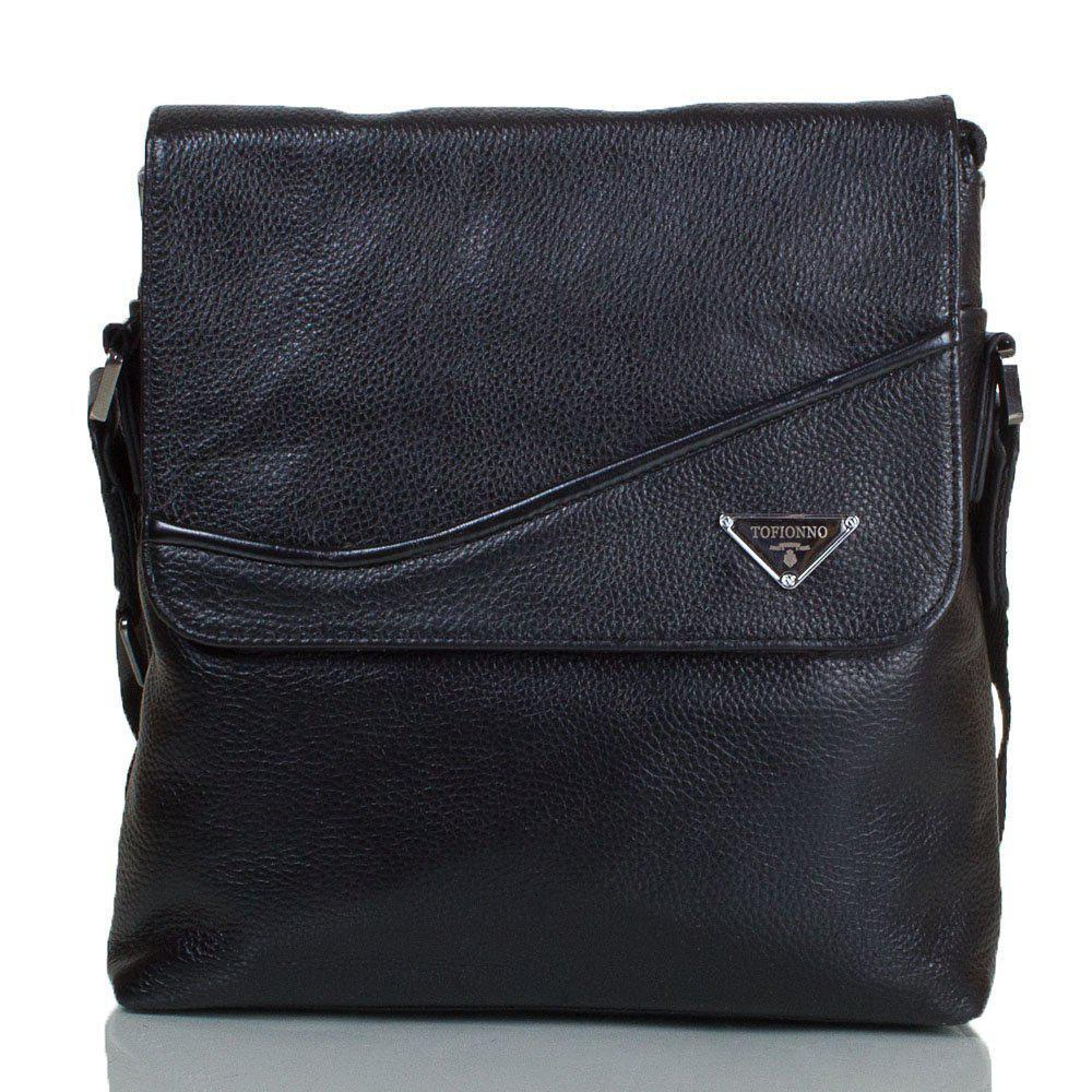 b7147f947619 Сумка повседневная Tofionno Мужская кожаная сумка с карманом для нетбука,  планшета 6-7