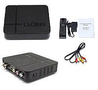 Цифрова приставка DVB T2 (K2) HD Digital