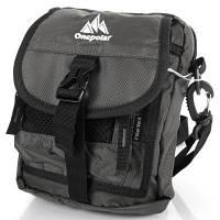 Сумка спортивная Onepolar Мужская спортивная сумка ONEPOLAR (ВАНПОЛАР) W3088-grey