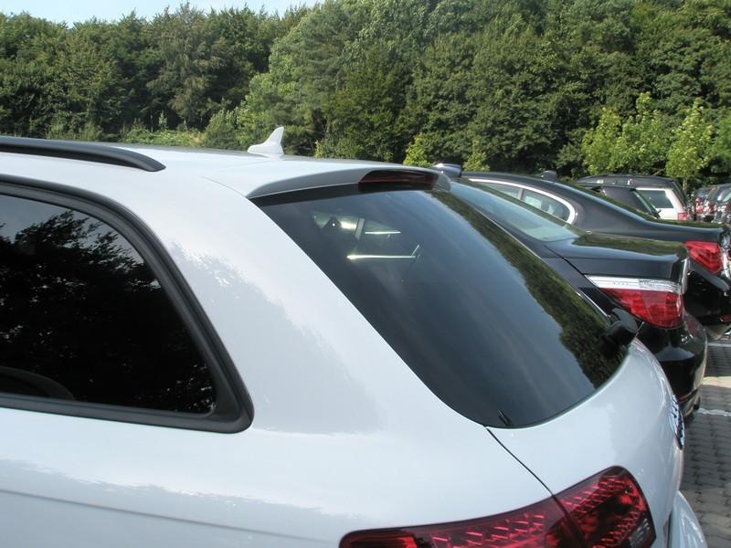 Спойлер Audi A6 (C6) в стиле S-line