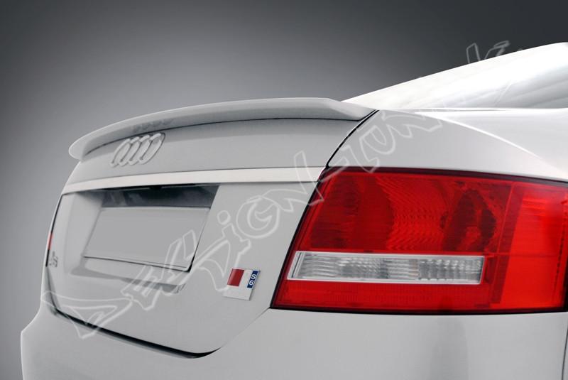 Спойлер Audi A6 (C6) липспойлер