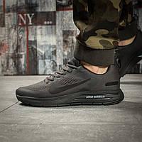 Кроссовки мужские Nike Air Zoom, темно-серые (16011) размеры в наличии ► [  44 (последняя пара)  ], фото 1