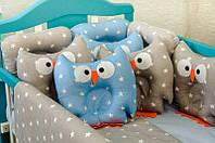 Набор в кроватку Сова №1, фото 1