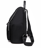 Рюкзак Meidane нейлон черный, фото 2