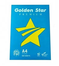 Бумага офисная А4/80гр./500л. Golden Star Premium (5/200)