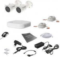 HD-комплекты видеонаблюдения