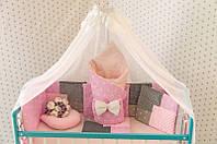 Набор в кроватку Минки №1, фото 1