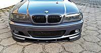 Диффузор переднего бампера BMW 3 E46 Coupe M-pack