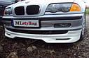 Накладка передняя BMW E46, фото 2