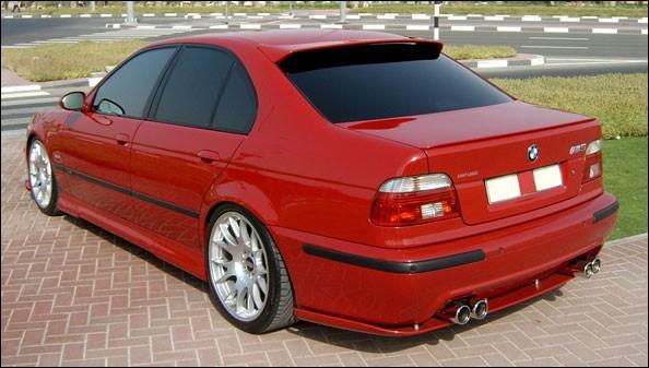 Спойлер заднего стекла BMW E39 стиль Hamann