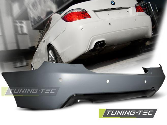 Бампер задний BMW E60 M-pakiet (03-07) PDC
