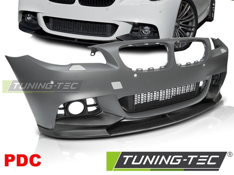 Бампер передний BMW F10 / F11 LCI, стиль M-PERFORMANCE