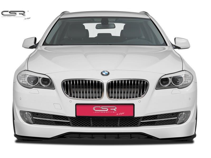 Накладка передняя BMW F10/F11 дорестайл CSR