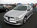 Накладки на пороги Alfa Romeo 156, фото 3