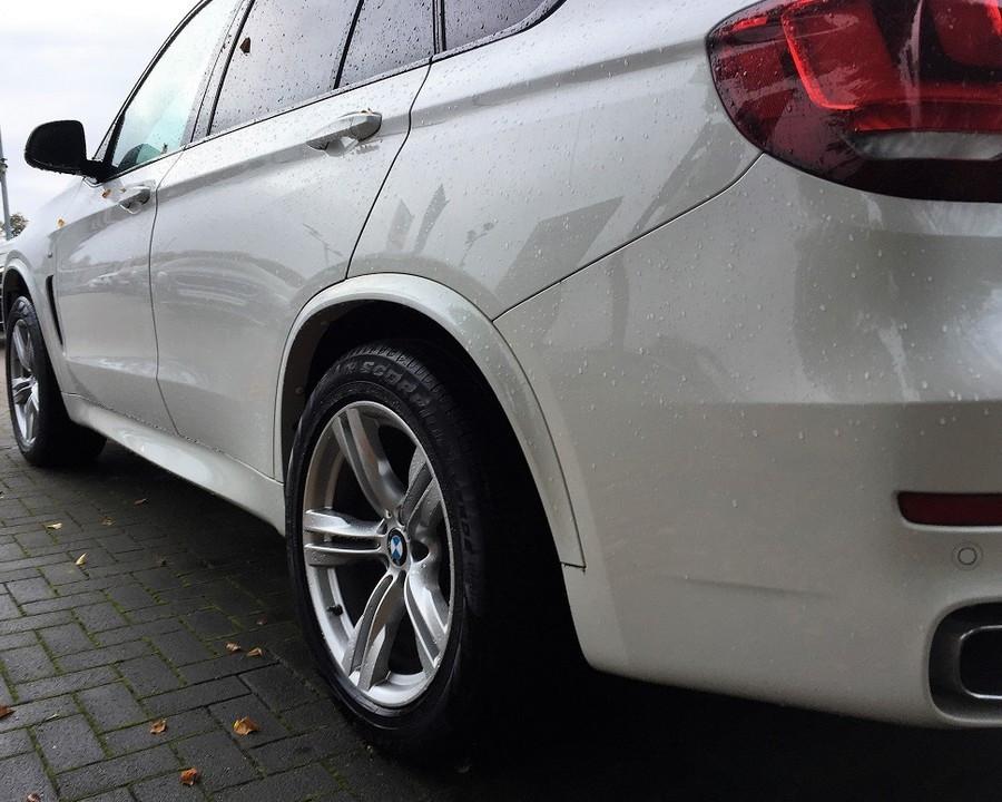 Накладки на арки (расширители) BMW X5 F15