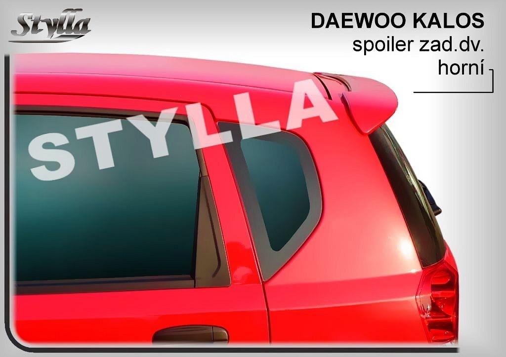 Спойлер Chevrolet Aveo Htb (2006-...)