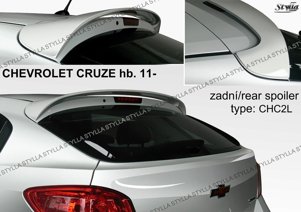 Спойлер Chevrolet Cruze htb (2011-...)