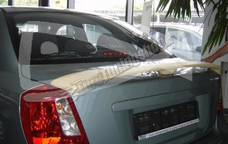 Спойлер крышки багажника CHEVROLET Lacetti sedan