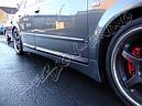 Накладки на пороги Audi A4(B7), фото 4