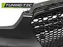 Бампер передний AUDI A5 RS5 стиль (черный), фото 4