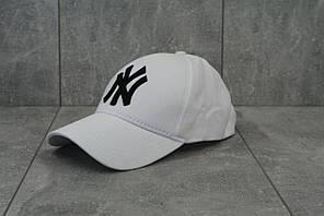 Кепка бейсболка New York Yankees Branson (белый)