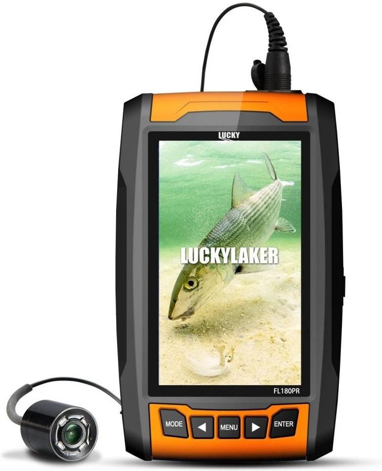 Підводна камера Lucky c записом карта на 8 гб (FL180 PR )