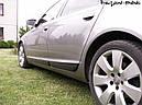 Накладки на двери Audi A6 (C6) стиль S-line, фото 4