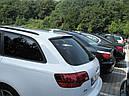 Спойлер Audi A6 (C6) в стиле S-line, фото 2