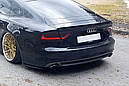 Накладка на спойлер Audi A7 Mk1 S-Line, фото 3