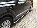 Пороги (подножки боковые) Audi Q7 II, фото 2