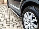 Пороги (подножки боковые) Audi Q7 II, фото 3