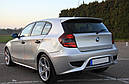 Спойлер крышки багажника BMW E81, E87, фото 2